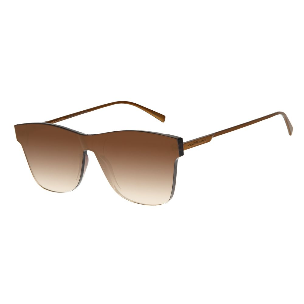 Óculos de Sol Unissex Chilli Beans Summer Block Dourado OC.CL.2664-2111