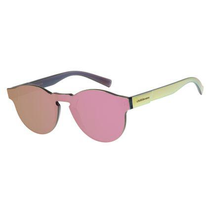 Óculos de Sol Feminino Summer Block Rose 2657 f292aa6c21