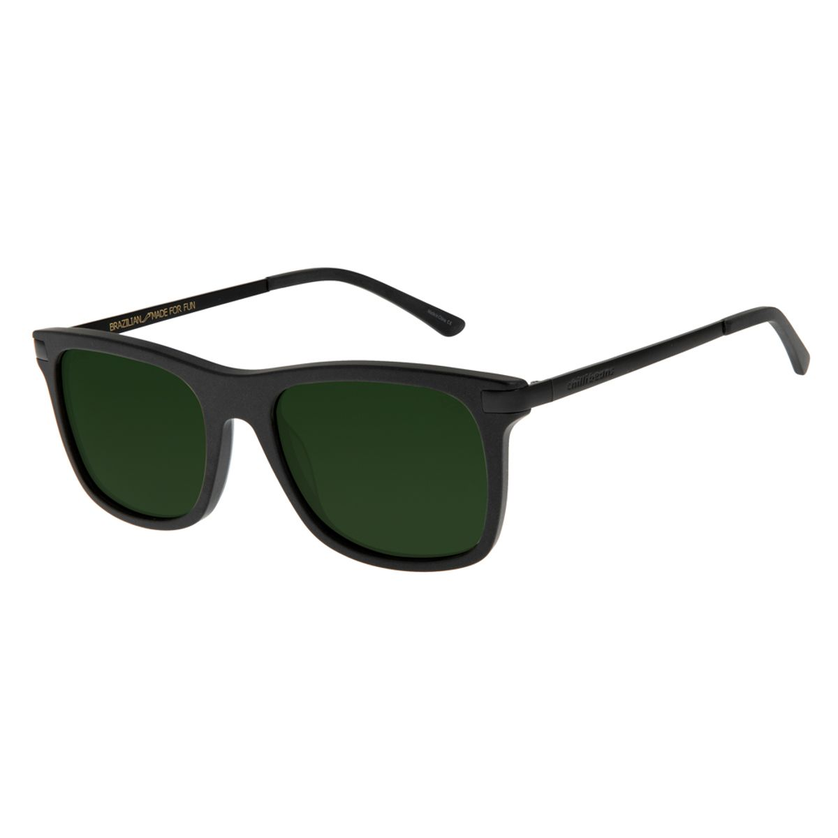 85e2f2ecf Óculos de Sol Masculino Chilli Beans Preto 2653 - OC.CL.2653.1501 M. REF:  OC.CL.2653.1501. OC.