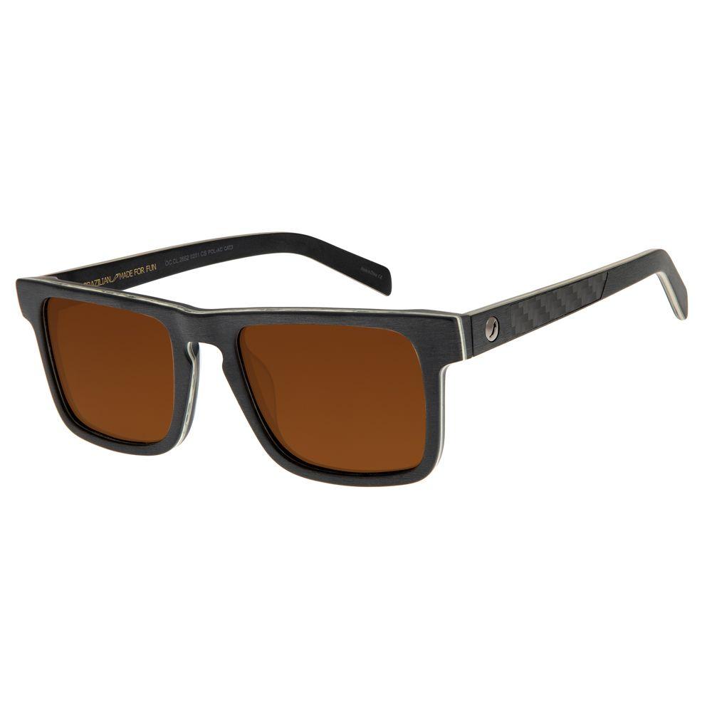 Óculos de Sol Masculino Chilli Beans Preto 2652 - OC.CL.2652.0201 M.  OC.CL.2652.0201 d12f4fccf3