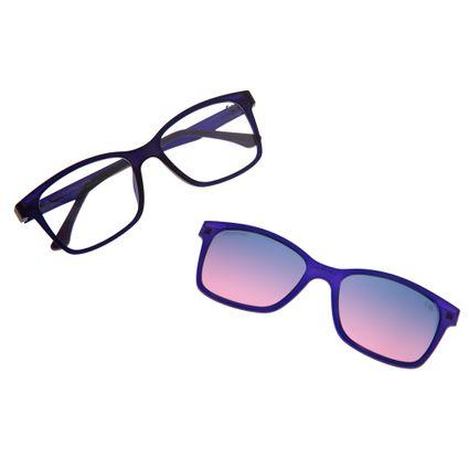 Armação Para Óculos de Grau Unissex Chilli Beans Multi Roxo LV.MU.0026-2014