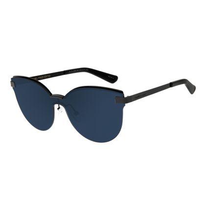 3bcd9a8bcce55 Óculos de Sol Feminino Chilli Beans Preto 2626