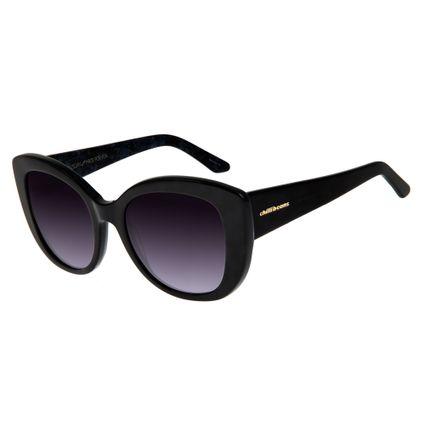 Óculos de Sol Feminino Chilli Beans Preto 2682 67646277a7