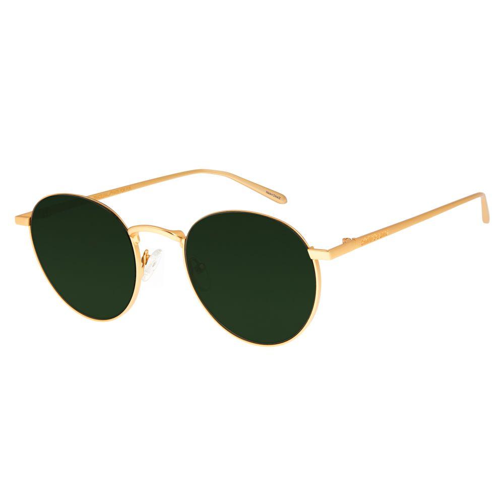 b1cd9ea0dd8da Óculos de Sol Feminino Chilli Beans Dourado 2590 - OC.MT.2590.1521 M.  OC.MT.2590.1521