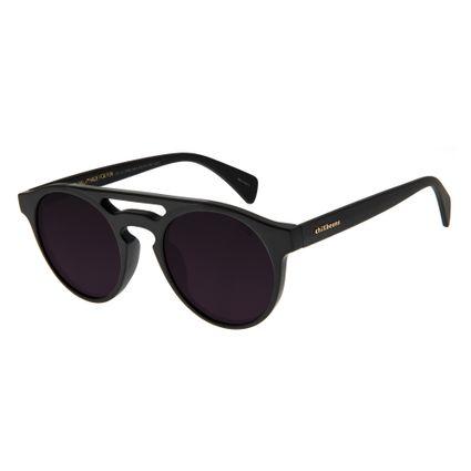 f2b20e20ecfed Óculos de Sol Unissex Chilli Beans Preto 2566