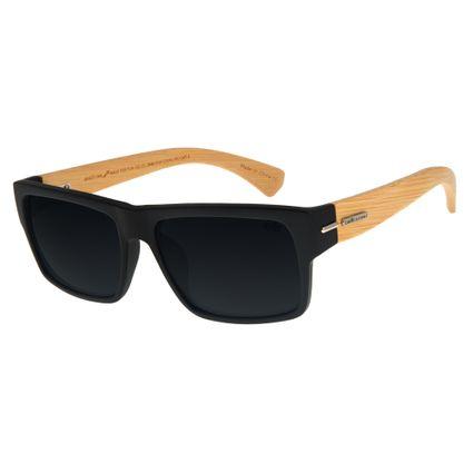 Óculos de Sol Masculino Chilli Beans Preto 2690 01a9c42826