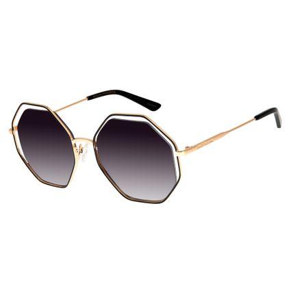 Óculos de Sol Feminino Chilli Beans Preto 2567 59e3b33ca7