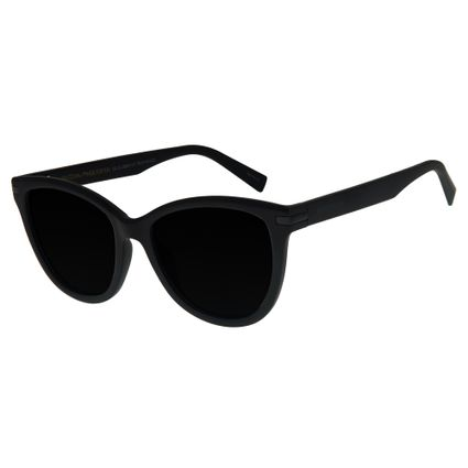 ced52ac66 Óculos de Sol Chilli Beans Feminino Redondo Preto R$ 199,98 ou 4x de R$  49,99 Ver detalhes