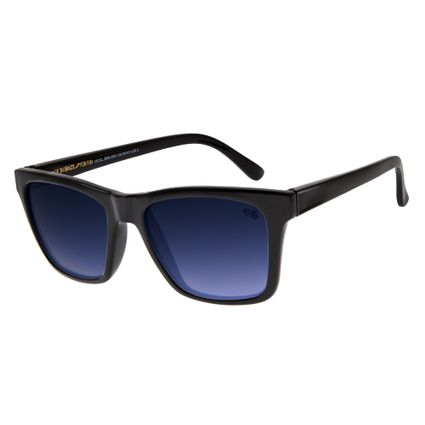 3febebfdf2512 Óculos de Sol Masculino Chilli Beans Clássico Preto Degradê 2632
