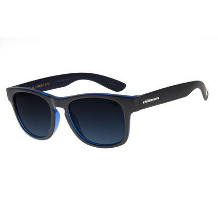 7866da1747 Óculos de Sol Chilli Beans Infantil Preto 0595