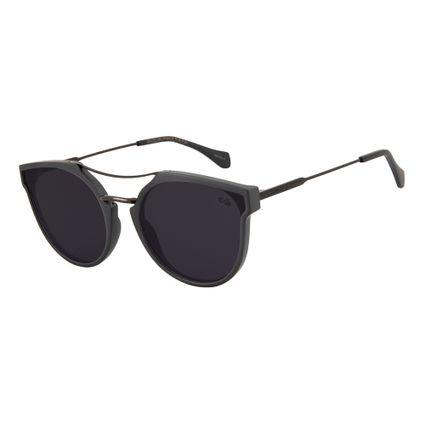 48bb0e3167cd3 Óculos de Sol Feminino Chilli Beans Curvo Preto 2716