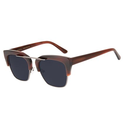 Óculos de Sol Feminino Chilli Beans Vintage Jazz Vermelho OC.CL.2715-0516
