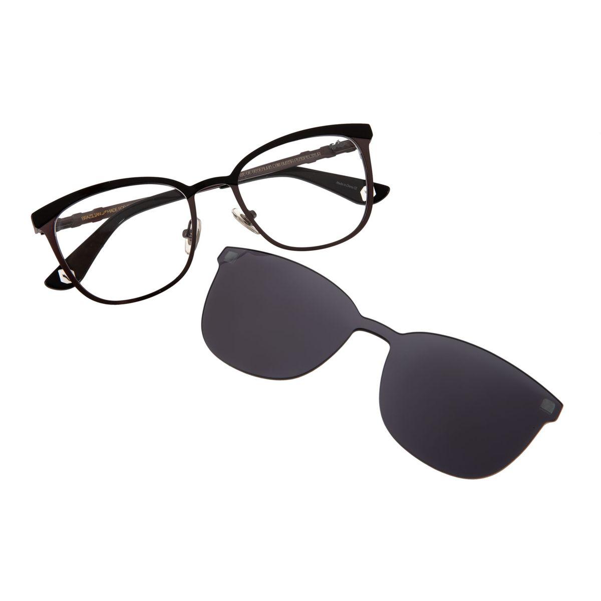6f57754e7 Armação para Óculos de Grau Chilli Beans Multi Feminino Arte de Rua ...