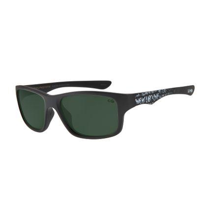 36781f299d3ef Óculos de Sol Chilli Beans Masculino Esportivo Cranio SK8 Polarizado Verde  1181