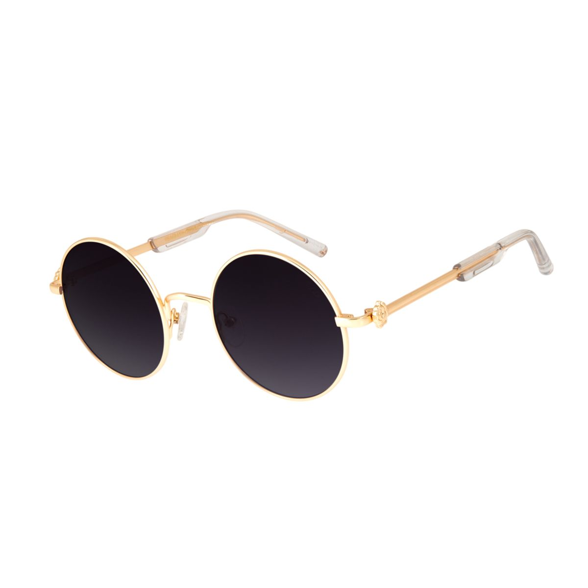 8c92adc460e17 Óculos de Sol Chilli Beans Feminino Arte de Rua Crânio 2622 - Chilli ...
