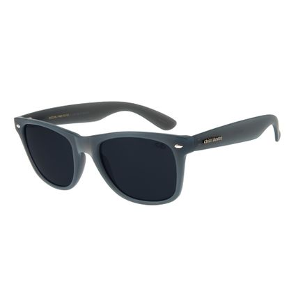 041c19125750f Óculos de Sol Chilli Beans Unissex Bossa Nova Azul 2583