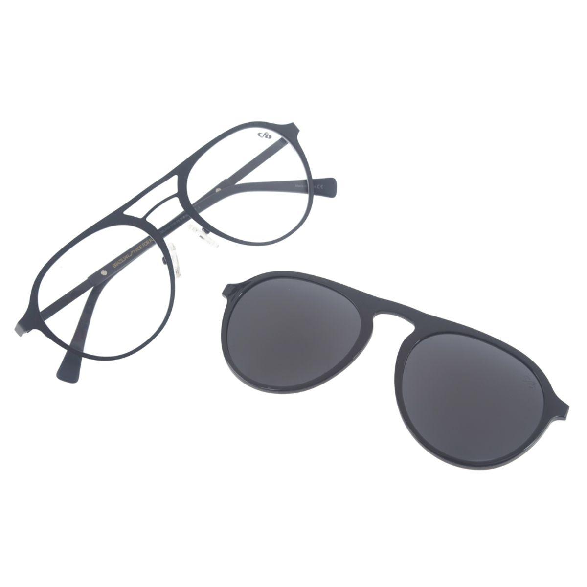 81669fa0436f7 Armação para Óculos de Grau Redondo Chilli Beans Multi Unissex ...