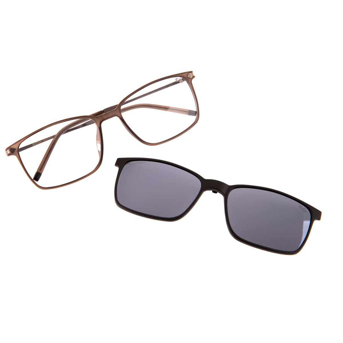 f791a5bbd Armação para Óculos de Grau Masculino Chilli Beans Quadrado Multi ...