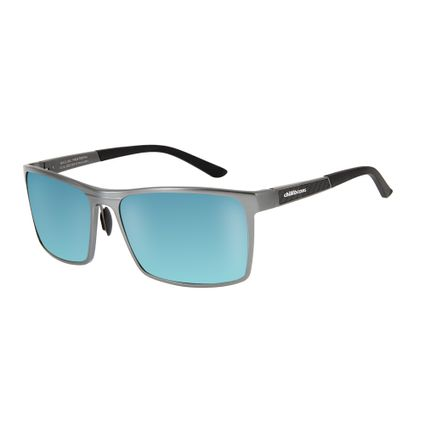 c472968d32303 Óculos de Sol Chilli Beans Esportivo Masculino Quadrado Polarizado Espelhado  0228