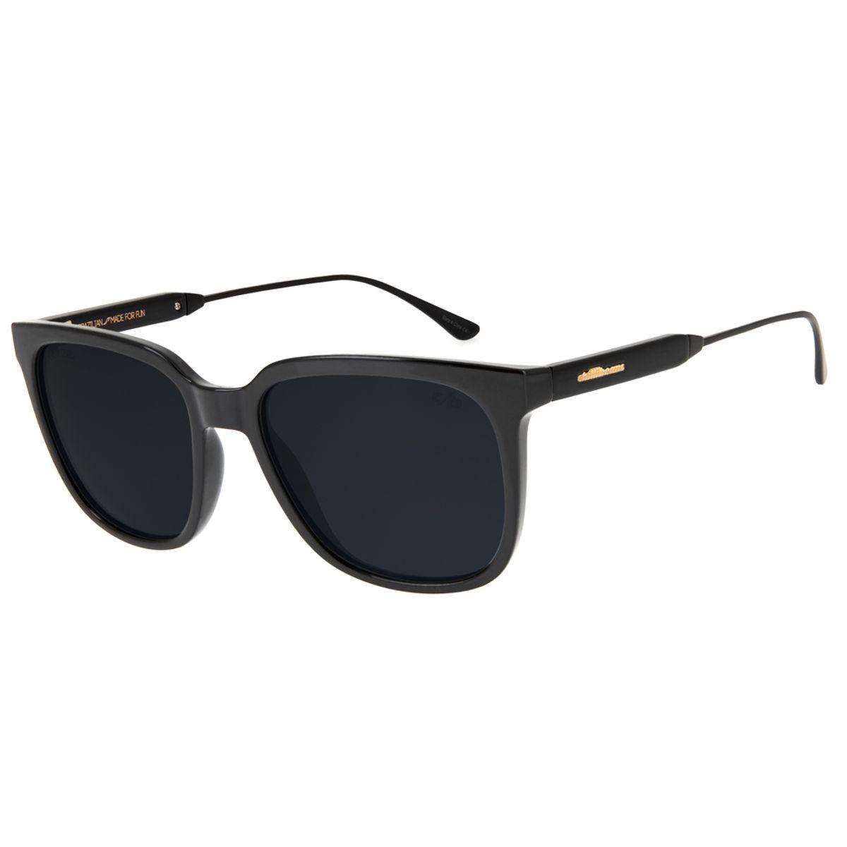 e53a61e48 Óculos de Sol Feminino Chilli Beans Haste Mix Preto Polarizado 2720 ...