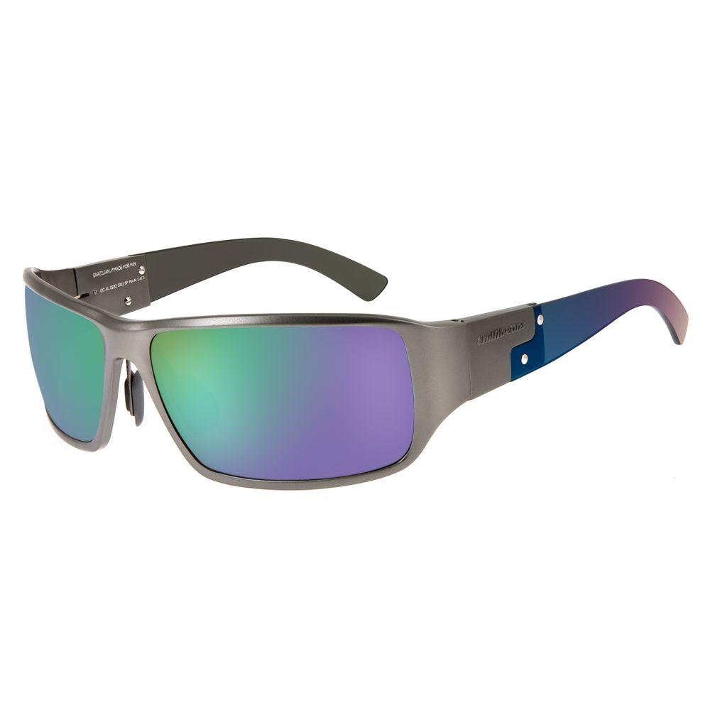 oculos de sol chilli beans esportivo masculino polarizado espelhado haste 0222 2101