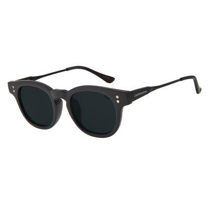 oculos de sol unissex blk  bossa nova fosco 2739 0131