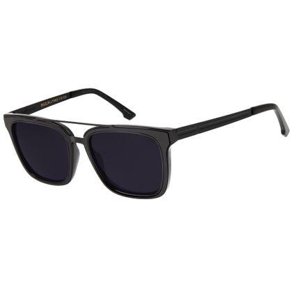 oculos de sol masculino chilli beans blk l life preto 2749 0101