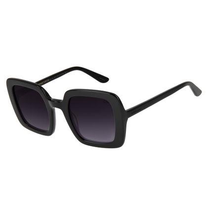oculos de sol quadrado oversized feminino chilli beans blk preto 2751 2001