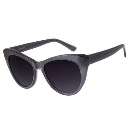 oculos de sol maxi gatinho feminino chilli beans blk degrade 2756 2001