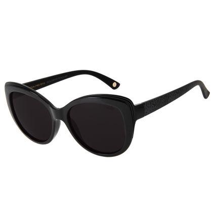 oculos de sol redondo feminino chilli beans blk beginning preto 2759 0101
