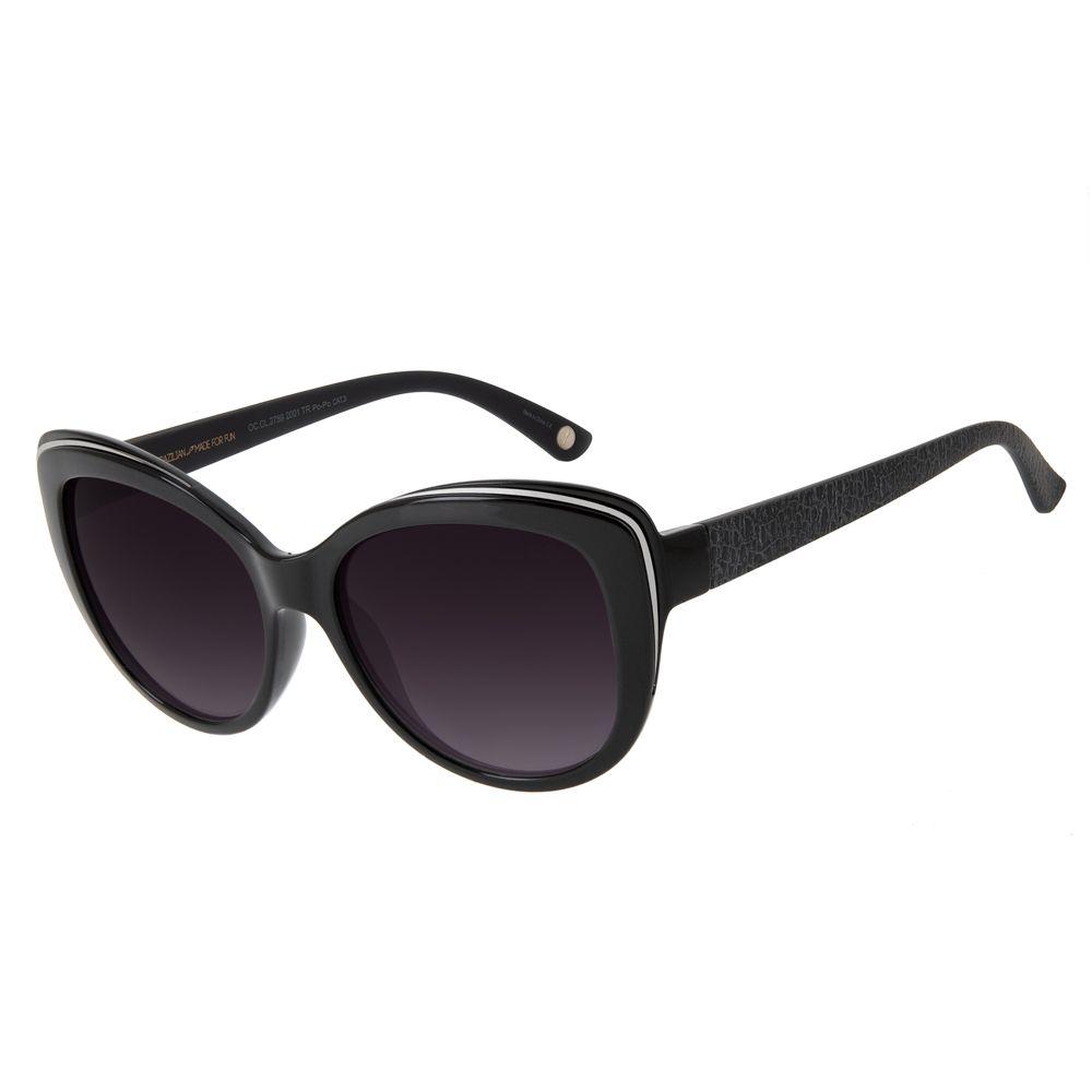 oculos de sol redondo feminino chilli beans blk beginning degrade 2759 2001