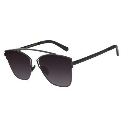 oculos de sol redondo feminino chilli beans blk metal degrade 2634 2001