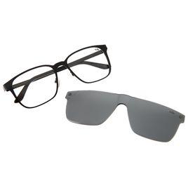12fbcffe7 Armação para Óculos de Grau Masculino Chilli Beans Blk Multi Preto