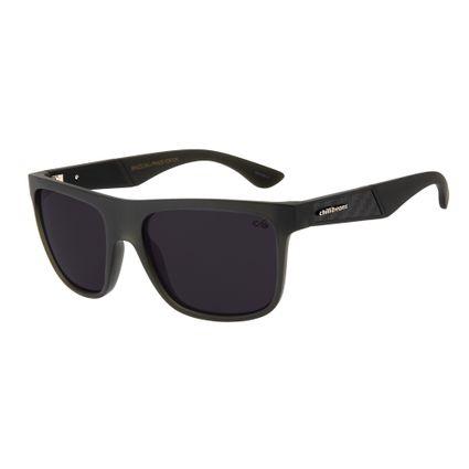 oculos de sol esportivo chilli beans masculino quadriculado cinza 1176 0104