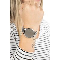 Relógio Digital Chilli Beans Feminino Metal Moonlight Prata RE.MT.0805.0707