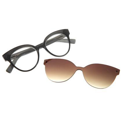 ba12bf174 Armação para Óculos de Grau Chilli Beans Feminino Multi Clip On... R$  359,98 ou 4x de R$ 89,99 Ver detalhes