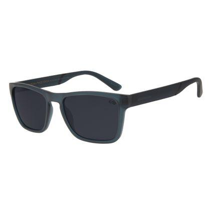 9b5a2e48b Óculos de Sol Chilli Beans Masculino Bossa Nova Preto Detalhe Haste Cinza R$  199,98 ou 4x de R$ 49,99 Ver detalhes