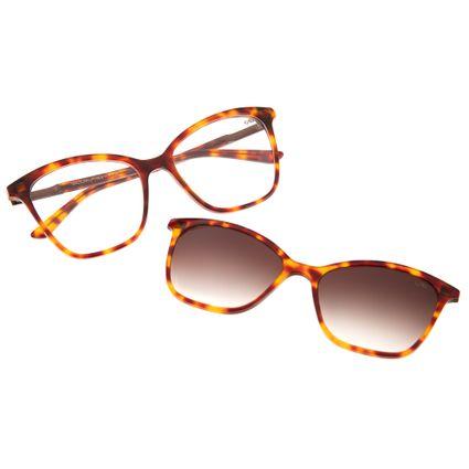 7cbe9f6e2 Armação para Óculos de Grau Feminino Chilli Beans Quadrado Multi Tartatuga  Degradê R$ 399,98 ou 4x de R$ 99,99 Ver detalhes
