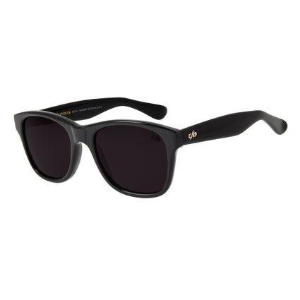 bec4b9229 Óculos de Sol Unissex Chilli Beans Bossa Nova Essencial Preto R$ 249,98 ou  4x de R$ 62,49 Ver detalhes