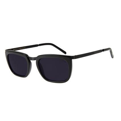 90318c6e0 Óculos de Sol Unissex Chilli Beans DJ Vintage Culture Preto R$ 199,98 ou 4x  de R$ 49,99 Ver detalhes