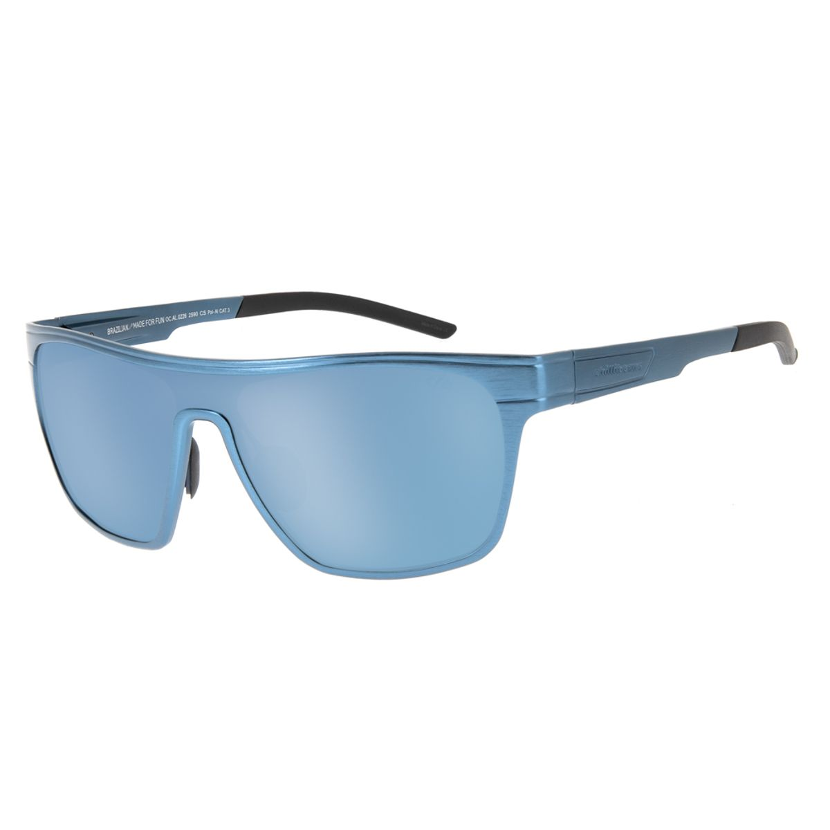 b0520c321 Óculos de Sol Esportivo Masculino Chilli Beans Polarizado Azul Escuro -  OC.AL.0226.2590 M. REF: OC.AL.0226.2590. OC.