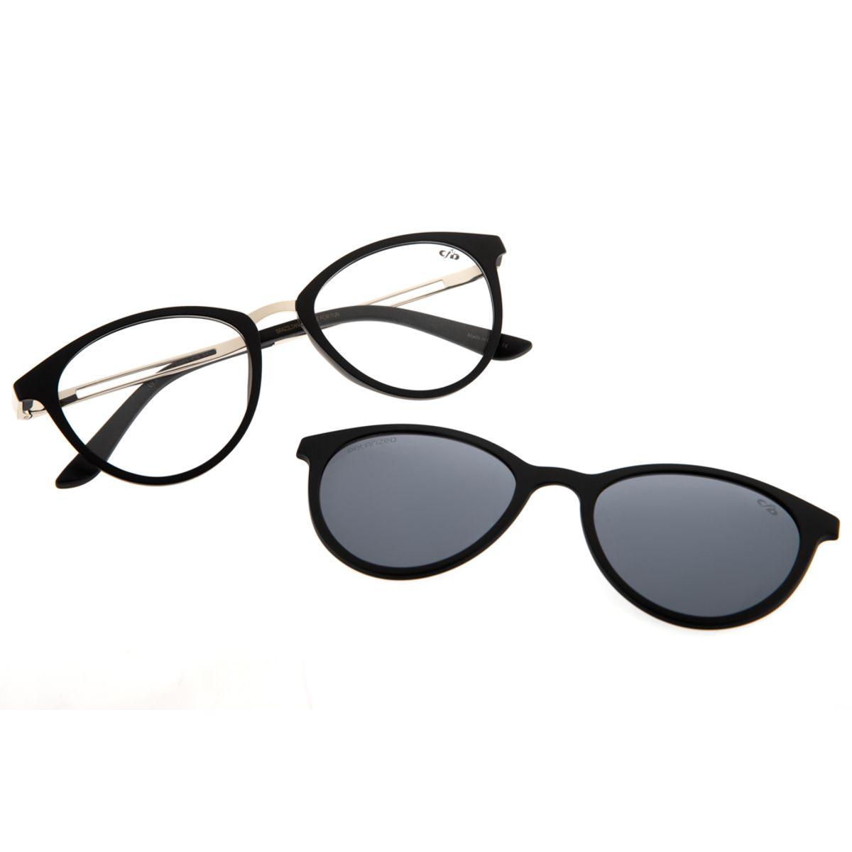 f7b4735c1 Armação para Óculos de Grau Feminino Chilli Beans Multi 2 em 1 ...