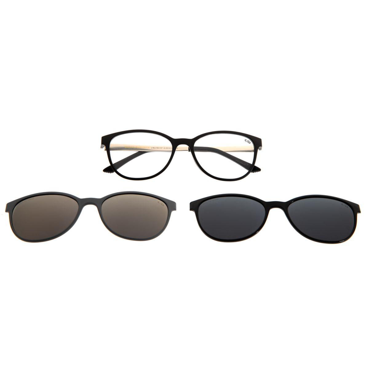 2df9b4899 Armação para Óculos de Grau Feminino Chilli Beans Multi 2 em 1 ...