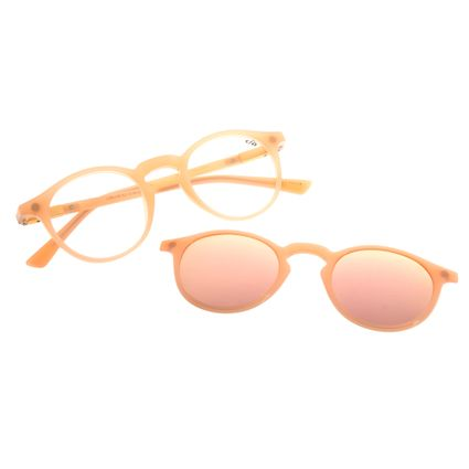 60e7a057b7e27d Armação para Óculos de Grau Feminino Chilli Beans Multi 2 em 1 Rosa  Polarizado R$ 359,98 ou 4x de R$ 89,99 Ver detalhes