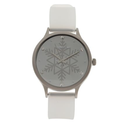 b1b494fe3 Relógio Feminino Chilli Beans Metal Frosty Prata R$ 299,98 ou 4x de R$  74,99 Ver detalhes