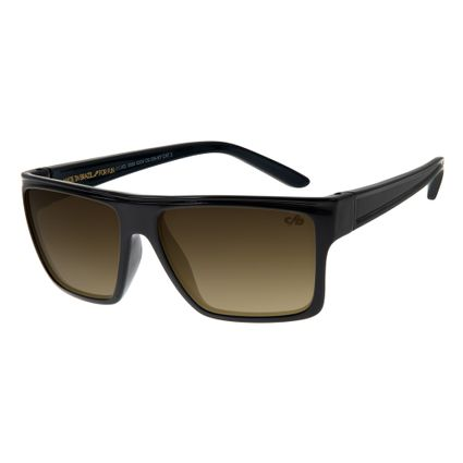 Óculos de Sol Infantil Chilli Beans Quadrado Degradê Verde OC.KD.0599-8204