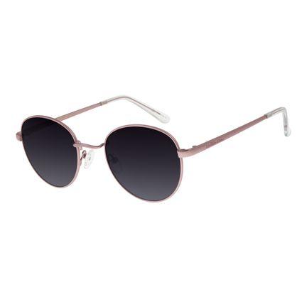 bc7ed0c65 Óculos De Sol Chilli Beans Unissex Metal Redondo Rosé Degradê 2517 R$  249,98 ou 4x de R$ 62,49 Ver detalhes