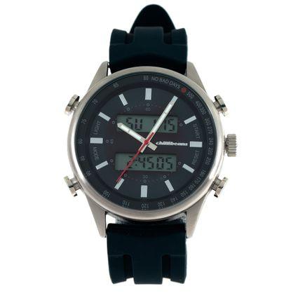 4521638a5 Relógio Masculino Digital x Analógico Chilli Beans Esportivo Azul Marinho R$  399,98 ou 4x de R$ 99,99 Ver detalhes