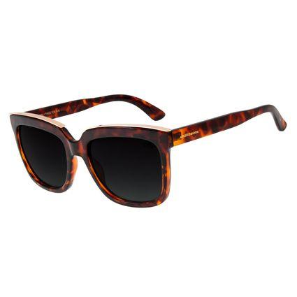 64056dd9e Óculos de Sol Feminino Chilli Beans Basic Tartaruga R$ 199,98 ou 4x de R$  49,99 Ver detalhes