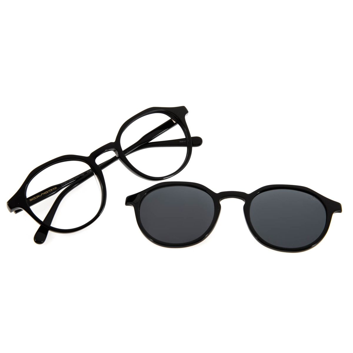 08e114b5e Armação Para Óculos de Grau Unissex Chilli Beans 2 em 1 Multi ...